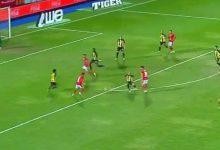 صورة أهداف مباراة الأهلي والمقاولون العرب (3-2) اليوم في الدوري المصري