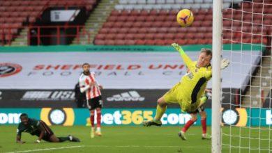 صورة أهداف مباراة توتنهام هوتسبير و شيفيلد يونايتد (3-1) اليوم في الدوري الإنجليزي