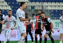 صورة أهداف مباراة ميلان وكالياري (2-0) اليوم في الدوري الايطالي