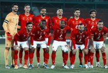 صورة تشكيل الأهلي اليوم أمام الانتاج الحربي فى الدوري المصري