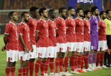 صورة تشكيل الأهلي اليوم أمام المقاولون العرب فى الدوري المصري