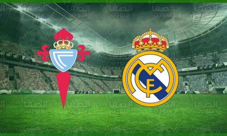 تعرف علي معلق مباراة ريال مدريد وسيلتا فيجو اليوم علي قناة بين سبورت في الدوري الإسباني