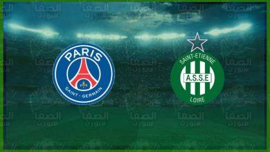 صورة موعد ومعلق والقنوات الناقلة مباراة باريس سان جيرمان وسانت إيتيان اليوم في الدوري الفرنسي