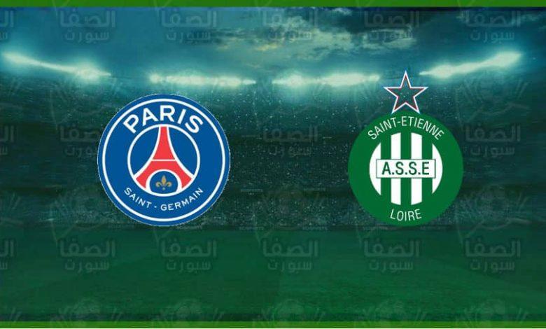 موعد ومعلق والقنوات الناقلة مباراة باريس سان جيرمان وسانت إيتيان اليوم في الدوري الفرنسي