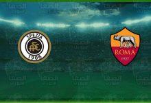 صورة موعد مباراة روما و سبيزيا اليوم والقنوات الناقلة في كأس إيطاليا