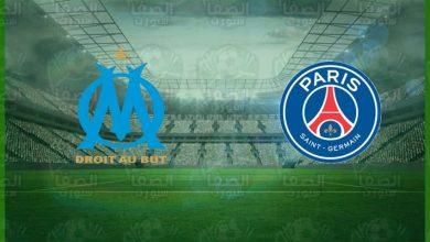 صورة موعد ومعلق مباراة باريس سان جيرمان ومارسيليا اليوم والقنوات الناقلة في كأس السوبر الفرنسي