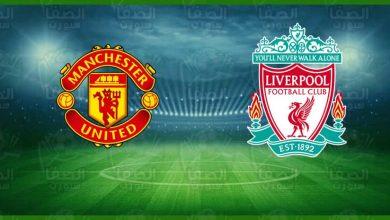 صورة موعد و معلق مباراة ليفربول و مانشستر يونايتد القادمة و القنوات الناقلة في الدوري الإنجليزي