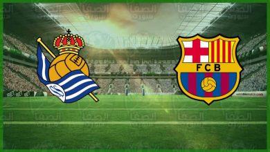 صورة موعد مباراة برشلونة و ريال سوسيداد القادمة والقنوات الناقلة في كأس السوبر الإسباني