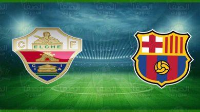 صورة موعد ومعلق مباراة برشلونة والتشي القادمة و القنوات الناقلة في الدوري الاسباني