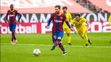 صورة أهداف مباراة برشلونة وقاديش (1-1) اليوم في الدوري الاسباني