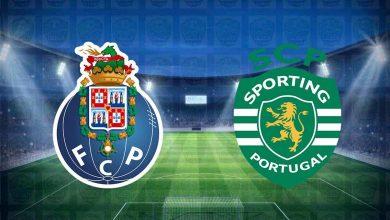 صورة بث مباشر مباراة سبورتنيج لشبونة وبورتو اليوم فى الدوري البرتغالي
