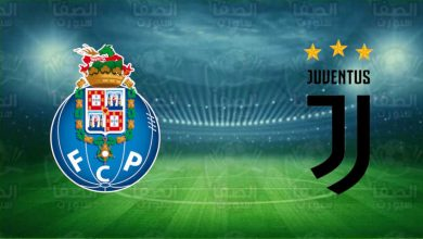 صورة ملخص مباراة يوفنتوس وبورتو اليوم في دوري أبطال أوروبا