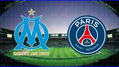 صورة موعد مباراة باريس سان جيرمان ومرسيليا القادمة والقنوات الناقلة في الدوري الفرنسي