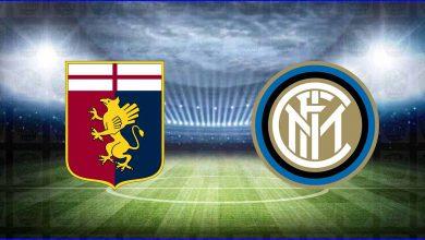 صورة موعد ومعلق مباراة انتر ميلان وجنوي القادمة والقنوات الناقلة في الدوري الايطالي