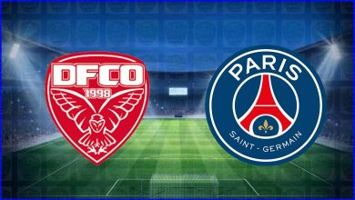 صورة موعد ومعلق مباراة باريس سان جيرمان وديجون القادمة والقنوات الناقلة في الدوري الفرنسي