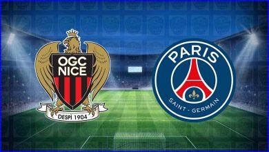 صورة موعد ومعلق مباراة باريس سان جيرمان ونيس القادمة والقنوات الناقلة في الدوري الفرنسي