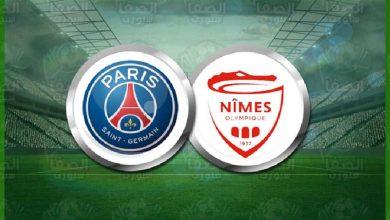 صورة موعد ومعلق مباراة باريس سان جيرمان و نيم أولمبيك القادمة والقنوات الناقلة في الدوري الفرنسي الممتاز
