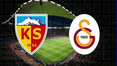 صورة نتيجة مباراة جالطة سراي وقيصري سبور اليوم في الدوري التركي