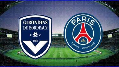 صورة موعد ومعلق مباراة باريس سان جيرمان وبوردو القادمة والقنوات الناقلة في الدوري الفرنسي