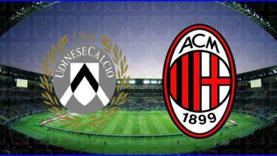 صورة موعد ومعلق مباراة ميلان وأودينيزي القادمة والقنوات الناقلة في الدوري الايطالي