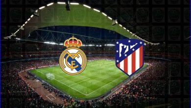 صورة نتيجة مباراة ريال مدريد وأتلتيكو مدريد اليوم فى الدوري الاسباني