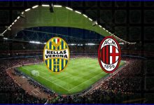 صورة نيتجة مباراة ميلان وهيلاس فيرونا اليوم فى الدوري الايطالي