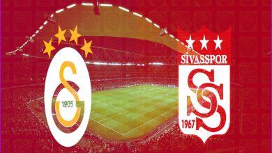 صورة نتيجة مباراة جلطة سراي وسيفاس سبور اليوم فى الدوري التركي