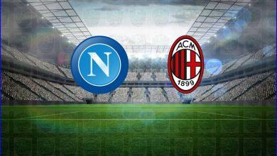 صورة موعد ومعلق مباراة ميلان ونابولي القادمة والقنوات الناقلة في الدوري الإيطالي