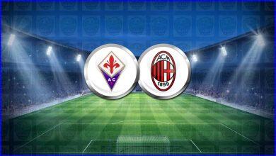صورة القنوات المفتوحة الناقلة لمباراة ميلان وفيورنتينا اليوم في الدوري الايطالي