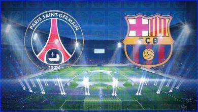 صورة القنوات الناقلة لمباراة برشلونة ضد باريس سان جيرمان اليوم في دوري أبطال أوروبا