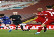 صورة أهداف مباراة ليفربول وتشيلسي اليوم في الدوري الانجليزي