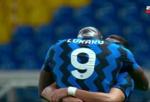 صورة أهداف مباراة انتر ميلان وبارما (2-0) اليوم في الدوري الايطالي