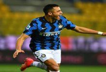 صورة أهداف مباراة انتر ميلان وبارما (2-1) اليوم في الدوري الايطالي