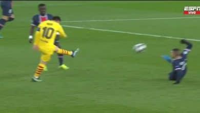 صورة اهداف مباراة برشلونة وباريس سان جيرمان (1-1) اليوم في دوري أبطال أوروبا