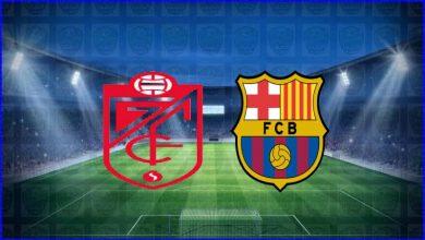 صورة القنوات المفتوحة الناقلة لمباراة برشلونة وغرناطة اليوم في الدوري الاسباني
