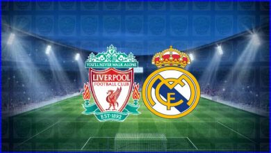 صورة القنوات المفتوحة الناقلة لمباراة ريال مدريد وليفربول اليوم في دوري أبطال أوروبا