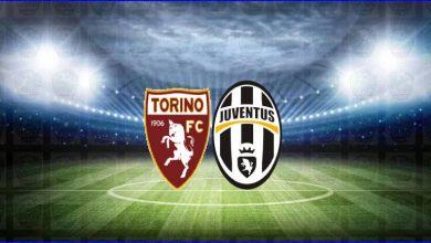 صورة نتيجة مباراة يوفنتوس وتورينو اليوم في الدوري الإيطالي