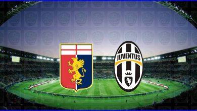 صورة نتيجة مباراة يوفنتوس وجنوى اليوم في الدوري الايطالي