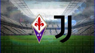 صورة نتيجة مباراة يوفنتوس وفيورنتينا اليوم في الدوري الايطالي