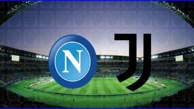 صورة نتيجة مباراة يوفنتوس ونابولي اليوم  في الدوري الايطالي