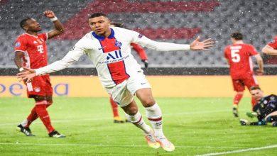 صورة أهداف مباراة باريس سان جيرمان وبايرن ميونيخ (3-2) اليوم في دوري أبطال أوروبا