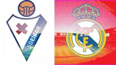 صورة موعد مباراة ريال مدريد وإيبار القادمة والقنوات الناقلة في الدوري الاسباني