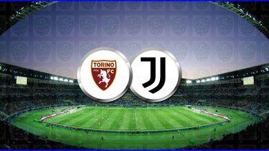 صورة موعد ومعلق مباراة يوفنتوس وتورينو اليوم والقنوات الناقلة في الدوري الإيطالي