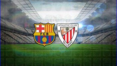 صورة موعد ومعلق مباراة برشلونة وأتلتيك بيلباو القادمة والقنوات الناقلة في نهائي كأس ملك إسبانيا