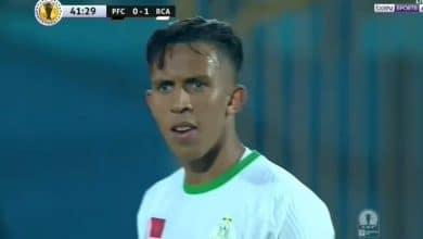 صورة أهداف مباراة بيراميدز والرجاء (0-3) اليوم في كأس الكونفيدرالية الأفريقية