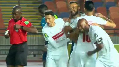 صورة أهداف مباراة الزمالك وتونغيث (4-1) اليوم في دوري أبطال أفريقيا
