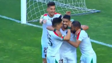 صورة أهداف مباراة الترجي ومولودية الجزائر (1-1) اليوم في دوري أبطال أفريقيا