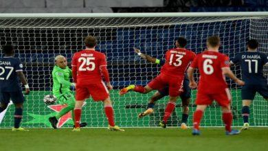 صورة أهداف مباراة باريس سان جيرمان وبايرن ميونيخ (0-1) اليوم في دوري أبطال أوروبا