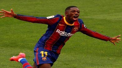 صورة أهداف مباراة برشلونة وبلد الوليد (1-0) اليوم في الدوري الاسباني