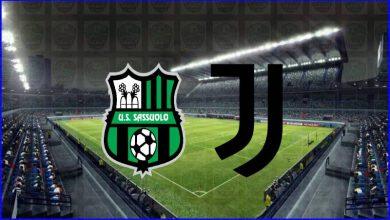 صورة القنوات المفتوحة الناقلة لمباراة يوفنتوس وساسولو اليوم في الدوري الايطالي